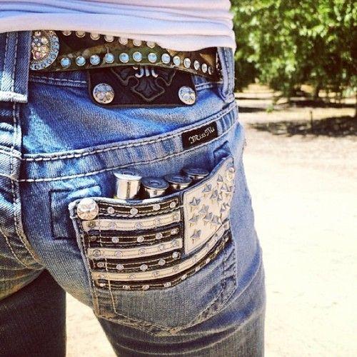 True American cowgirl
