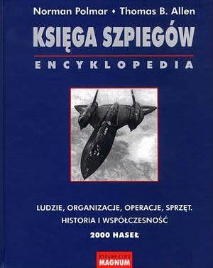 Księga szpiegów. Encyklopedia