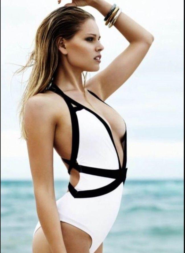 Aliexpress.com : buy free shipping sexy women white mesh bikini top cut out bottom transparent female swimsuit new brailian swimwear bathing suit from reliable bikinis set suppliers on igoodbuy