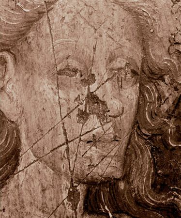 Loss of Face. The reformations iconoclasts deface idolatrous images