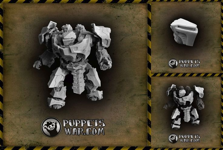 New releases: Prime Knight Battlewalker https://puppetswar.eu/product.php?id_product=708 Prime Knight Armour https://puppetswar.eu/product.php?id_product=709 Prime Knight Head https://puppetswar.eu/product.php?id_product=710