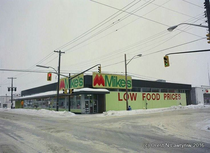 Mike's on Second Ave. in Timmins