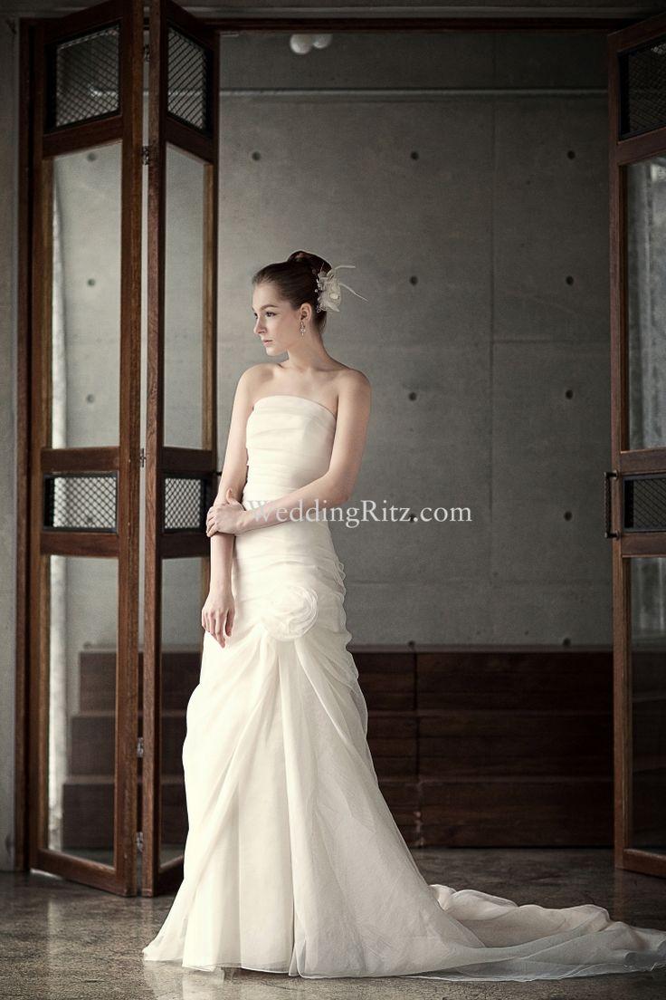 Korea Pre-Wedding Photoshoot - WeddingRitz.com » 'Grace K dress shop' Korea pre-wedding dress