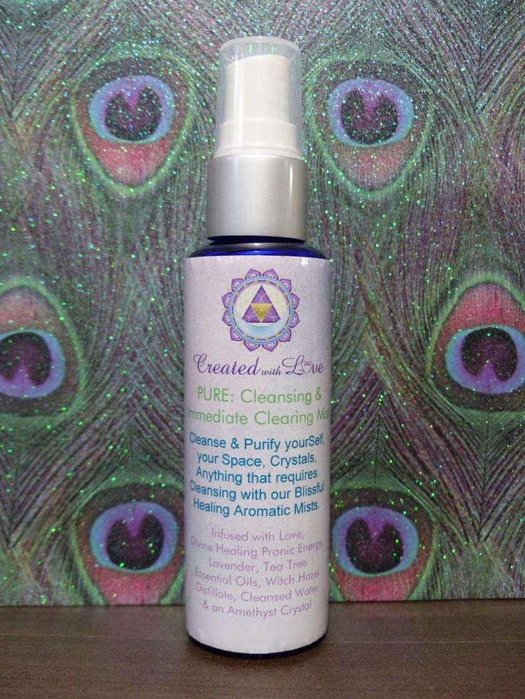 Pure - Cleansing & Immediate Clearing Mist