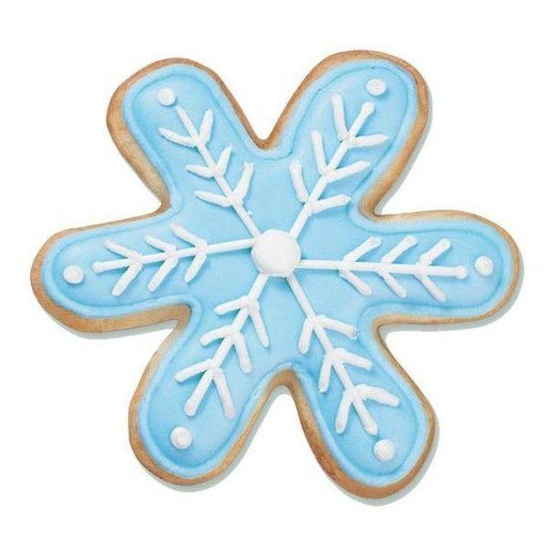 Christmas Cookie Clipart.Sugar Cookie Clip Art Snowflake Cookies Snowflakes