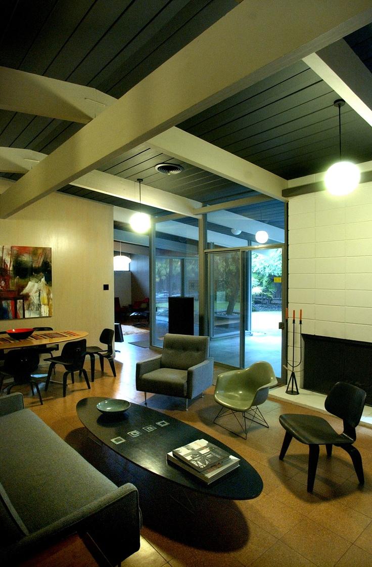 34 best eichler interiors images on pinterest midcentury modern