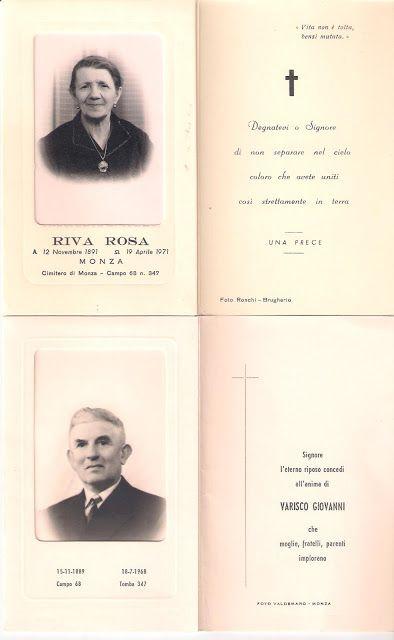 STORIA DEI RIVA: RIVA ROSA