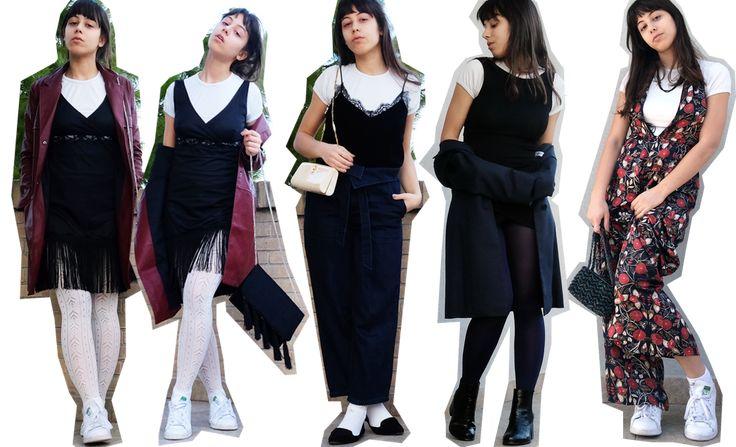 Clueless | Come indossare una t-shirt bianca in stile anni '90