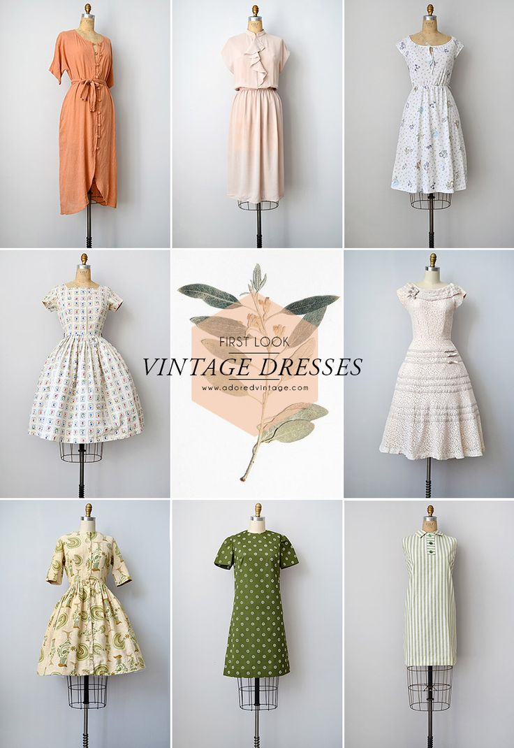 1000  ideas about Vintage Clothing Styles on Pinterest  Vintage ...
