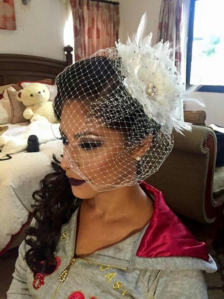 Bride Makeup by Nancy Véjar Quintana Roo Mexico