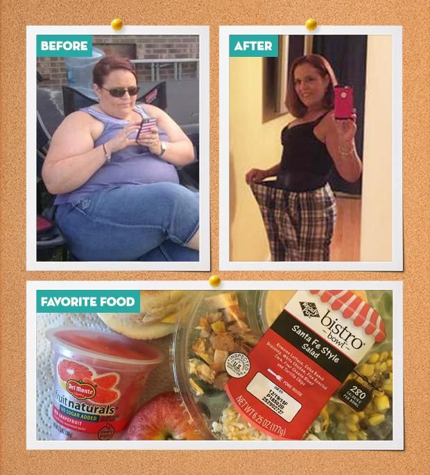 what different ladies did to lose 100 pounds