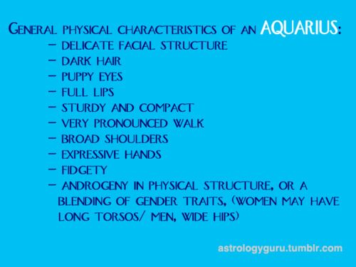 pisces+physical+appearance Physical Characteristics Of A