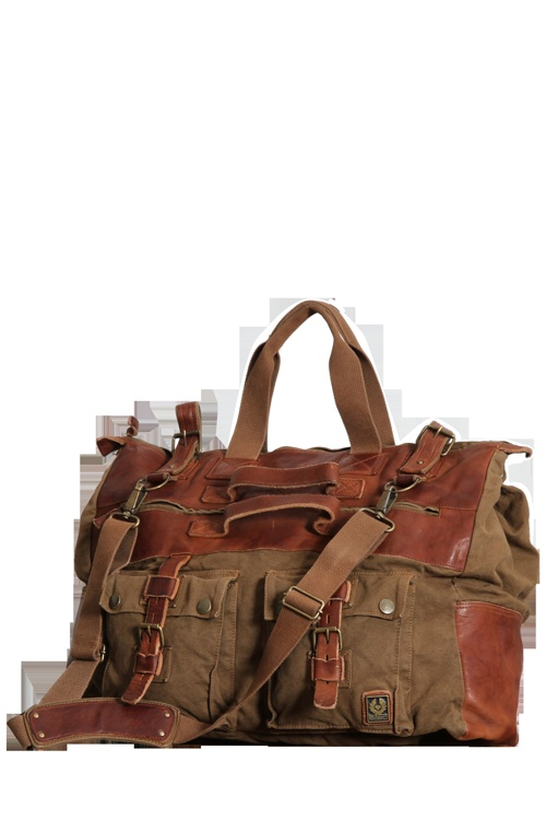 Belstaff Travel Bag