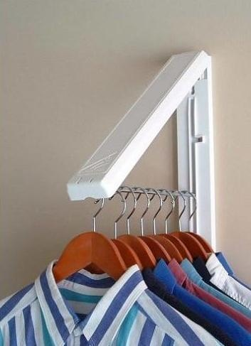 have one in my laundry room...great idea