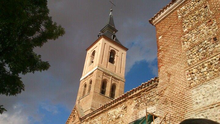 Iglesia Daganzo de Arriba en Daganzo de Arriba, Madrid