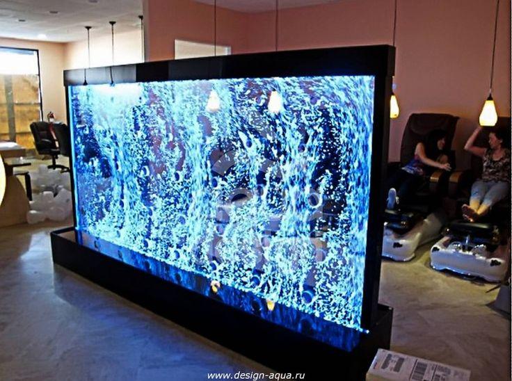 Водно пузырьковые монопанели | 56 фотографий