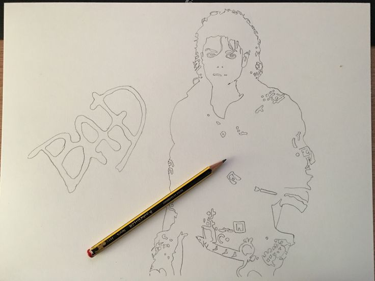 3. Fase dibujo.