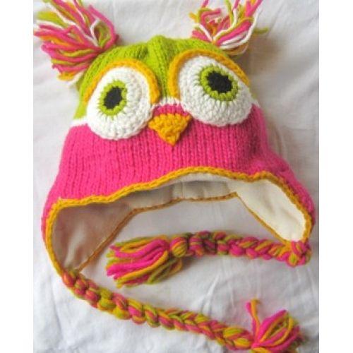Owl Kid's Hat