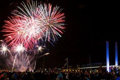 Docklands Winter Festival – Fireworks-CityofMelbourne