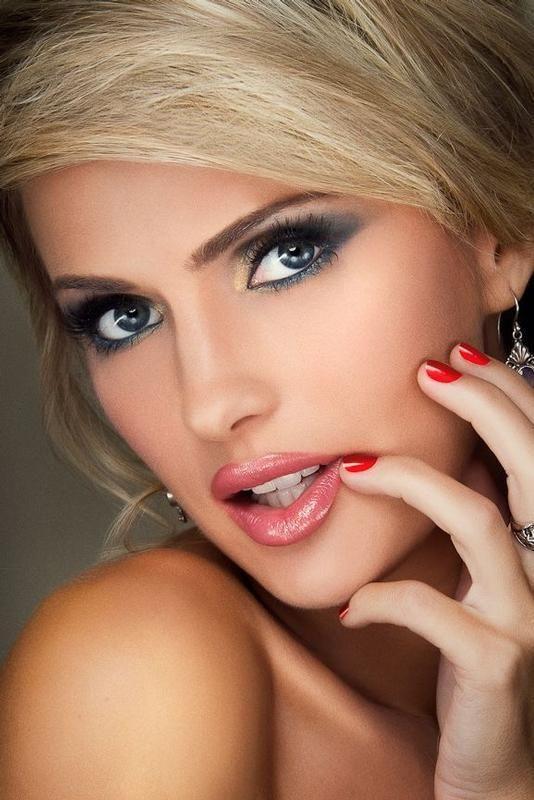 Leanna Bartlett 80s Style Makeup Beauty Beauty