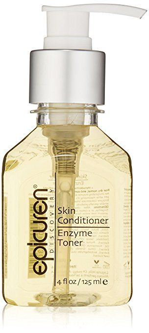 Epicuren Discovery Skin Conditioner Enzyme Toner Review