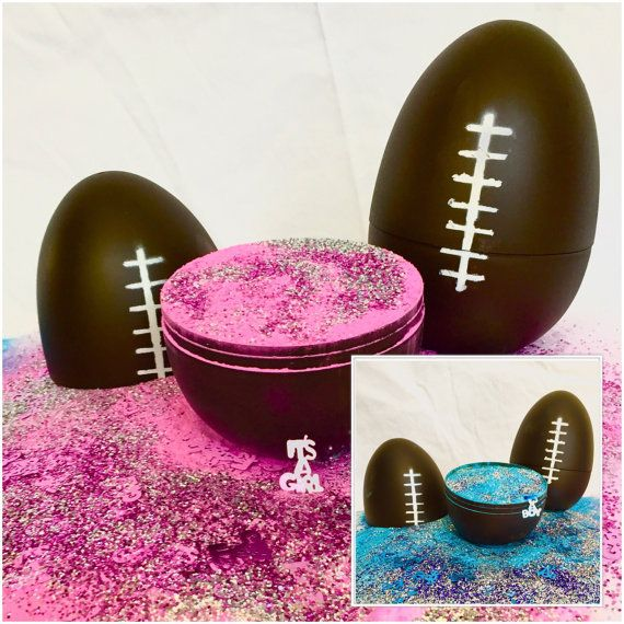 Each football is hand made at our house specific for your order. We fill our…