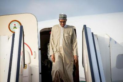 Nigeria President returns to Country after ECOWAS Meeting http://ift.tt/2zBlw4s