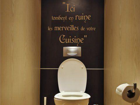 17 meilleures id es propos de humour de wc sur pinterest citations de sal - Peinture wc original ...
