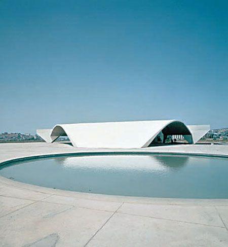 Universidade de Constantine :: Oscar Niemeyer