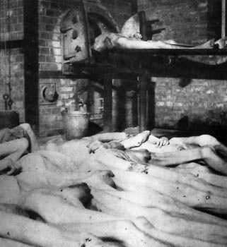 Zítra Man, bývalý SOS-planeta: Holokaust: koncentrační tábory, vyhlazovací tábory, pamatujte, že pro takové hrůzy nikdy nestane znovu.