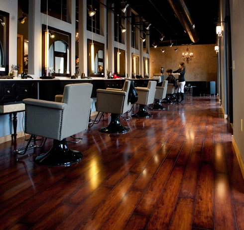 85 best images about cool hair salons on pinterest best