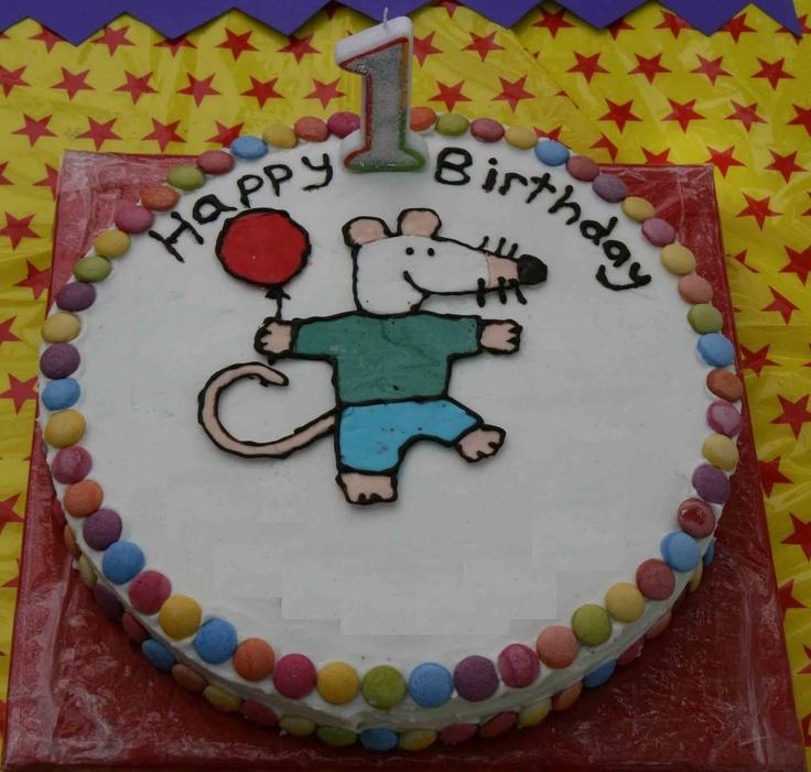 Maisy Cake