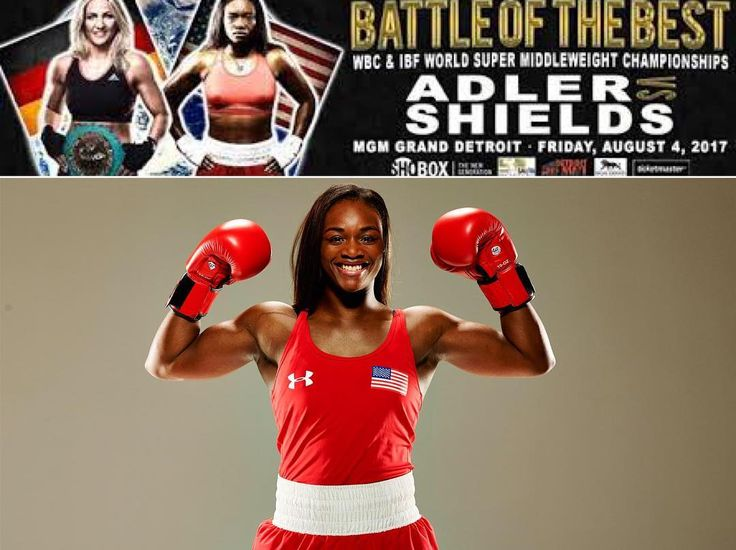 "Two-time Olympic Gold Medalist Claressa ""T-Rex"" Shields @claressashields will challenge for her first world title against WBC Super Middleweight World Champion Nikki Adler in the main event of ShoBox: The New Generation Friday, Aug. 4, live on SHOWTIME at 10 p.m. ET/PT from MGM Grand Detroit.  A native of Flint, Mich., Shields (3-0, 1 KO) is the most accomplished amateur boxer in U.S. history and the only American to capture back-to-back boxing gold medals at the Olympic Games. The…"