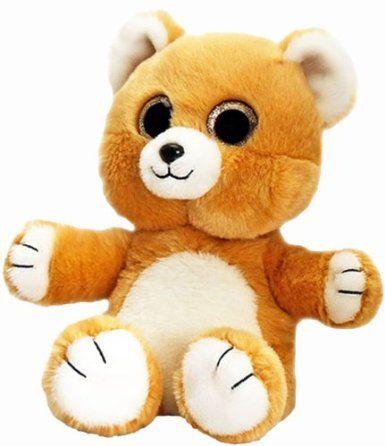 Original Keel Toys Plüschtiere Sparkle Eyes brauner Bär, Kuscheltier ca. 28 cm: Amazon.de: Spielzeug