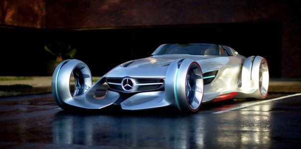 Haute Today Mercedes Car of the Future