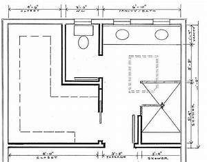 Small Full Bathroom Layout in 2020 (With images)   Small ...