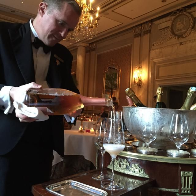Michelin Star Dining Event: Le Cinq Paris: The Art of Pairing Wines and Dishes