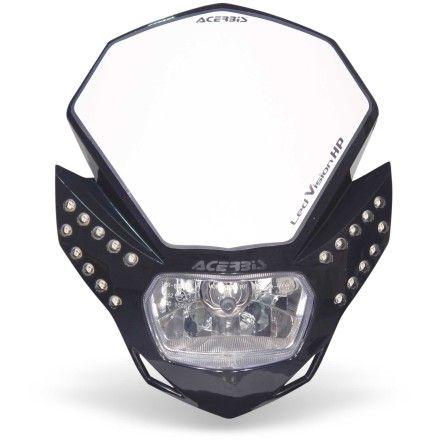 Acerbis Vision HP LED Headlight | MotoSport