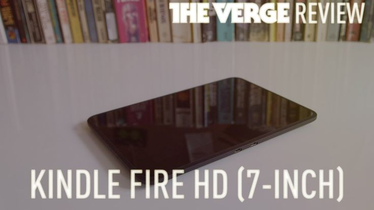 Amazon Kindle Fire HD (7-inch) review (+playlist)