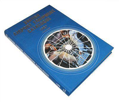 British Airport Equipment Catalogue, Fifth Edition: 1986-1987