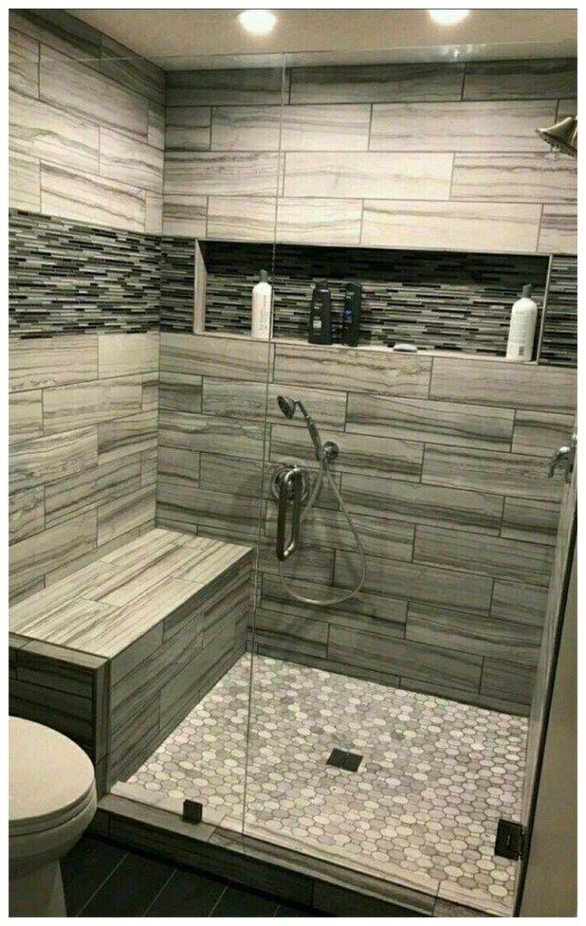 60 Beautiful Bathroom Shower Remodel Ideas 17 Bathroomshowerremodel Bathroomremodel Bathroomshower Roskoshnye Vannye Komnaty Nebolshie Vannye Komnaty Dizajn Nebolshoj Vannoj