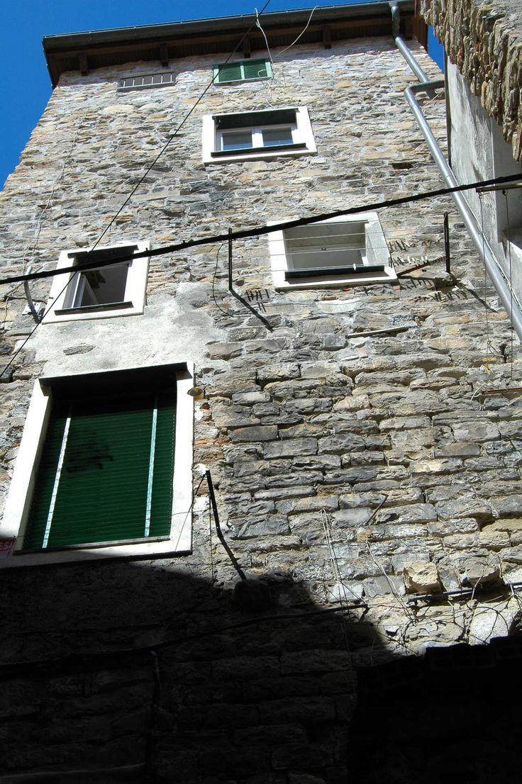 """Sanremo (IM), centro storico della """"Pigna"""""""