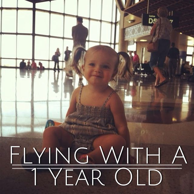 Adventures: Flying With A 1 Year Old | Millions of Fingerprints