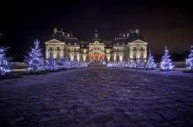 mes idees de sorties sympa: Vaux le Vicomte fête Noel 2015