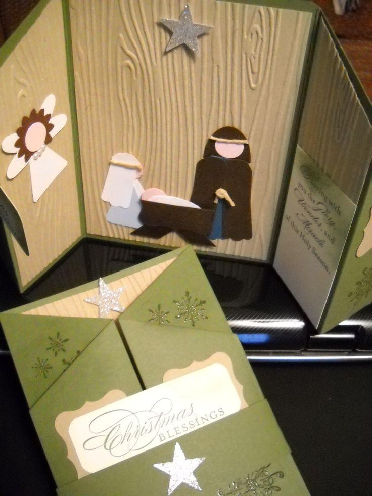 Nativity Card