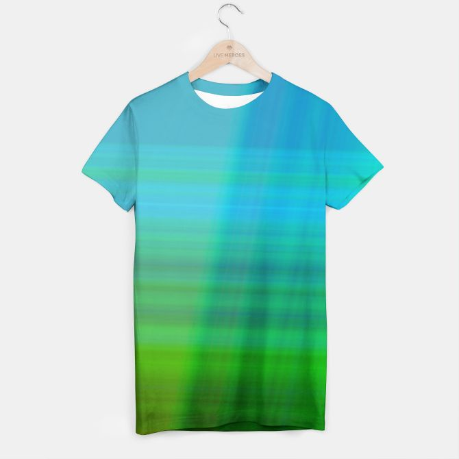 bLUEGREENSTRIPES T-shirt