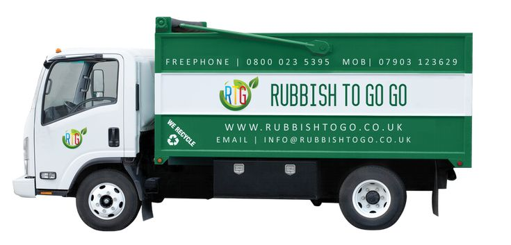 Disposal of your unwanted items give them a call!