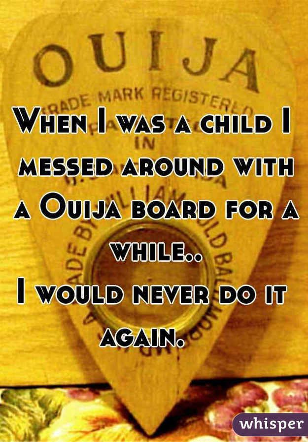 19 Crazy Ouija Board Stories That Will Completely Shock ...