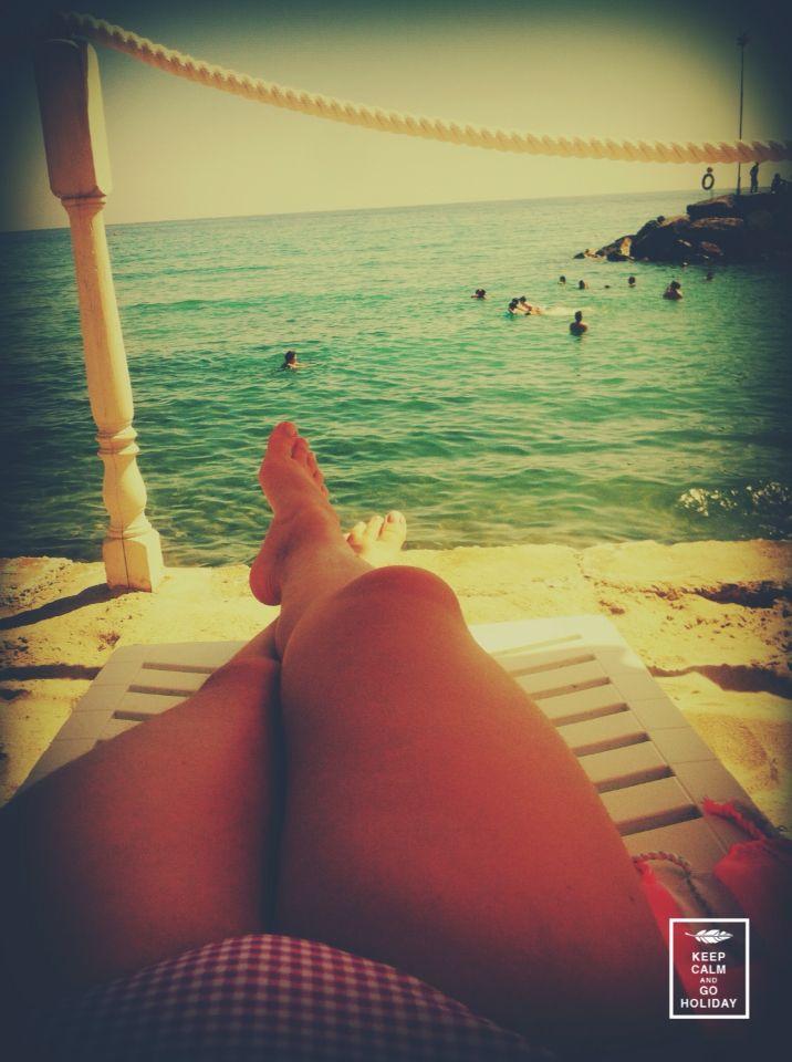 Keep calm and go holidays
