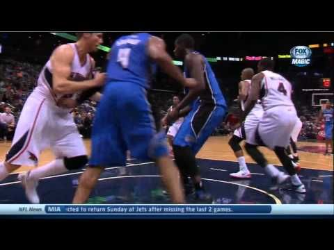 ▶ Victor Oladipo dunks on Al Horford and Paul Millsap - YouTube-- #VictorOladipoNBA